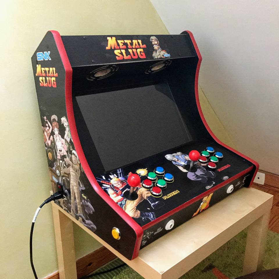 Bartop PM88 Metal Slug