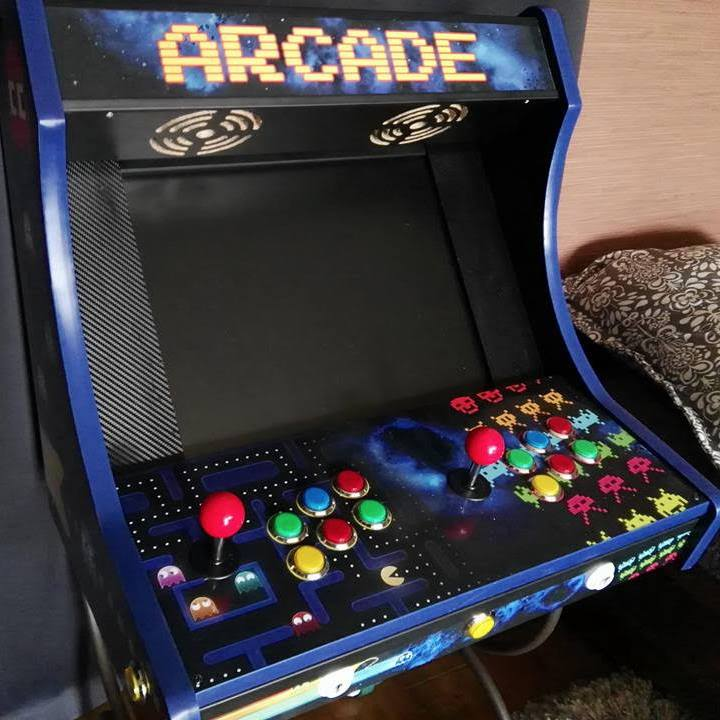 Bartop PM88 Pacman Space Invaders