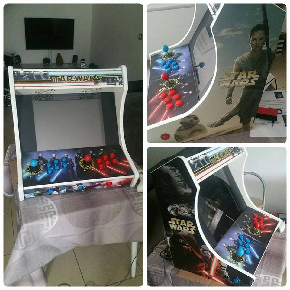 Bartop PM88 Star Wars