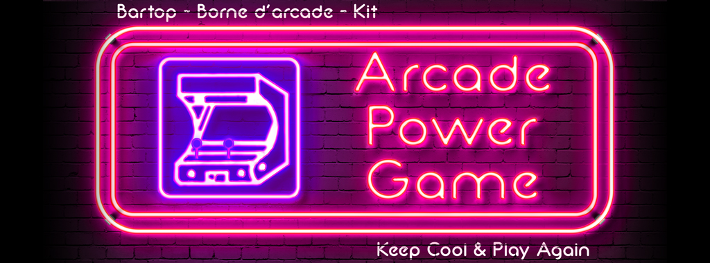 Arcade Power Game